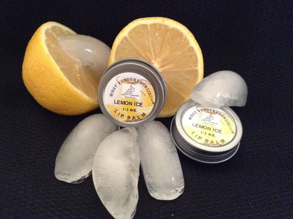 Lemon Ice Lip Balm