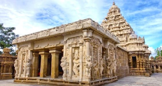 Kanchipuram cultural heritage tour from Chennai