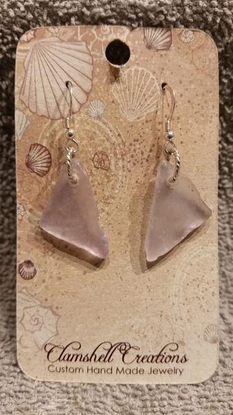 Seaglass Earrings