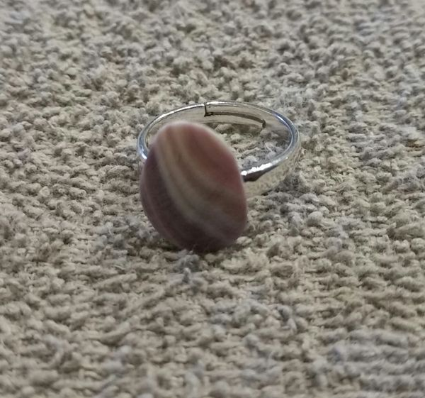 Clamshell Ring