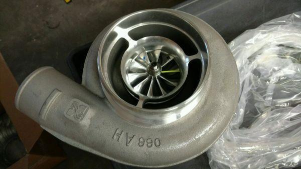 Borg Warner S476SX-E 87x81 Turbine