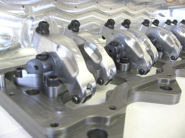 No Limit Mfg 12V Cummins Billet Roller Rocker Arm Kit