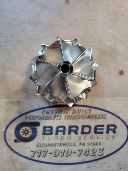 S467.7 Billet 6 Blade Compressor wheel