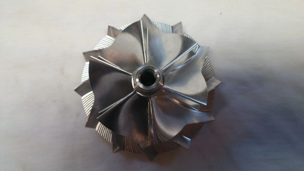 S475 Billet Compressor Wheel