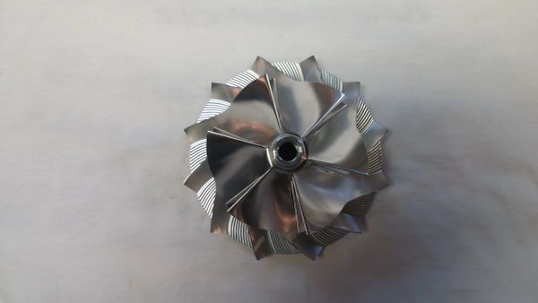 S480 Billet Compressor Wheel