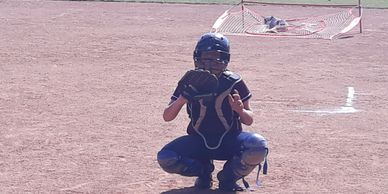 santa monica softball academy catching skills clinic