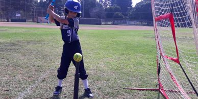 SANTA MONICA SOFTBALL ACADEMY HITTING CAMP
