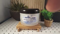 Sea Island Cotton (type) Sugar Scrub