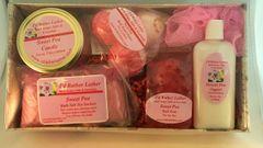 Sweet Pea Deluxe Gift Set