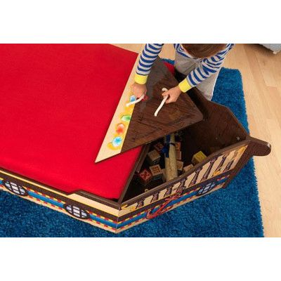 Kidkraft Pirate Convertible Toddler Bed Kids Beds Canada