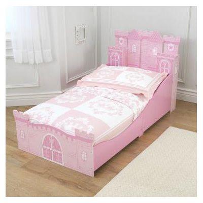 Kidkraft Princess Castle Toddler Bed Kids Beds Canada
