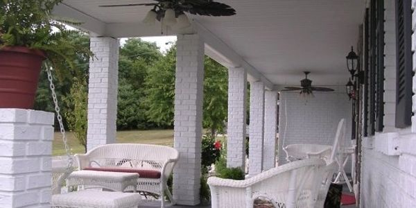Country porch, Kenton County KY
