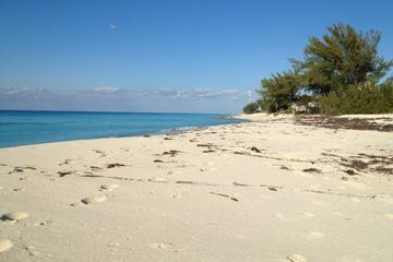 beaches on the Island of Bimini, Bahamas. North Bimini and South Bimini  airports, charter flights
