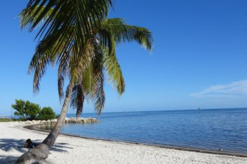 Key West Beach, Key West, FL, charter flights