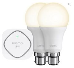 LED Lighting starter set WEMO