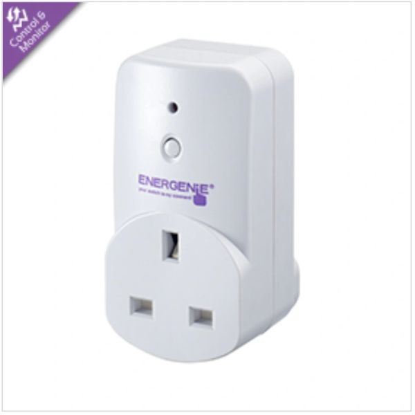 MiHome Socket Adapter plus ENERGENIE