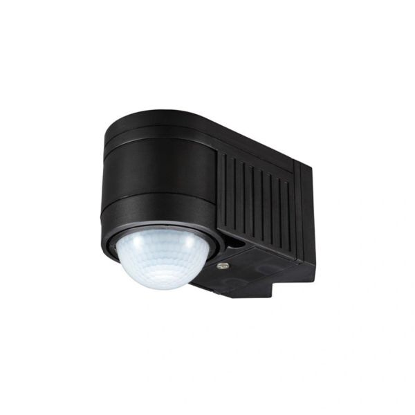 Sensor PIR Black 360º 12M max