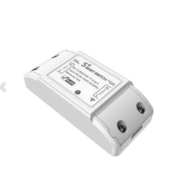 Wi-Fi Smart Switch Breaker 10A / (Smart in-line Switch)