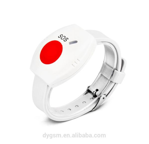 Panic Alarm Button for Kids and Elderly wrist band