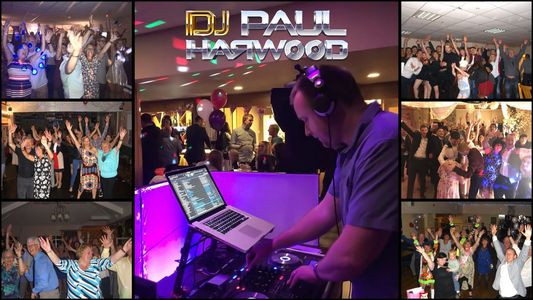 DJ Paul Harwood