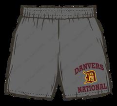 DNLL Performance Shorts - Grey