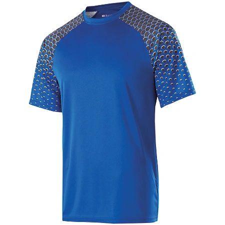 Danvers Football Short Sleeve Workout Shirt