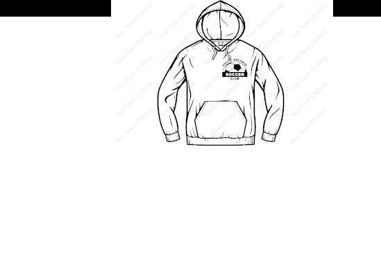 SOSC Hooded Sweatshirt