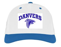 DHS Football Baseball Hat