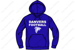 DHS Football Hooded Sweatshirt