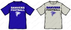 DHS Football SS T-Shirt