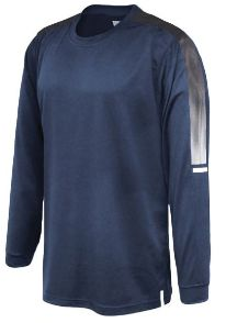 Franklin Youth Lacrosse Long Sleeve Shooter Shirt
