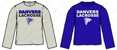 DHS Lacrosse LS T-Shirt