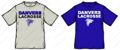 DHS Lacrosse SS T-Shirt