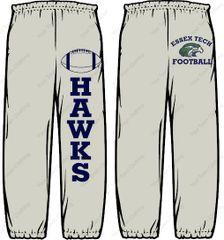 Essex Tech Football Sweatpants