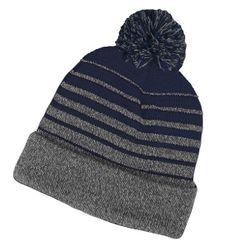 Essex Tech Football Pom Pom Winter Hat