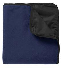Essex Tech Football Blanket