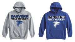 DHS Field Hockey Hooded Sweatshirt