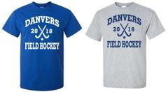 DHS Field Hockey SS T-Shirt