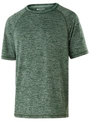 Pentucket Youth Lacrosse Short Sleeve Work-Out Shirt
