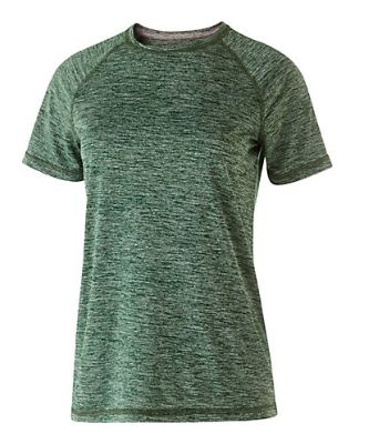 Pentucket Youth Lacrosse Women's Short Sleeve Work-Out Shirt