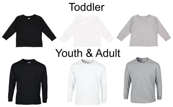 Fox Hill School Long Sleeve T-Shirt