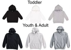 Fox Hill School Hooded Pullover Sweatshirt