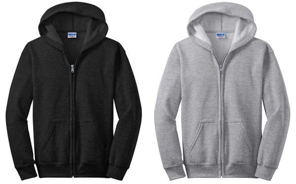 Fox Hill School Full Zip Sweatshirt