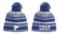 DHS Field Hockey Pom Pom Winter Hat