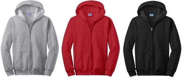 Thorpe Elementary School Full-Zip Sweatshirt