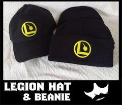 LEGION HAT or Beanie