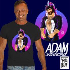 Adam Likes Unicorns by Bobo Bear