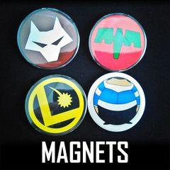 LEGION Magnets