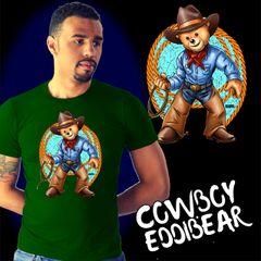 COWBOY Eddi Bear