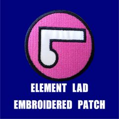 ELEMENT LAD Embroidered Patch